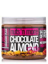 Nuts 'N More Chocolate Almond Butter - 16 oz (454 Grams) by Nuts 'N More