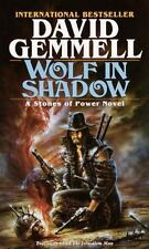 Wolf in Shadow (The Stones of Power: Jon Shannow Trilogy) Gemmell, David Mass M