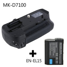 Meike Vertical Battery Grip Holder for Nikon D7100 D7200 MB-D15 + EN-EL15