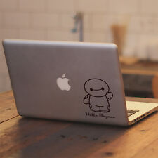 Big Hero 6 Hello Baymax for Macbook Laptop Car Auto Window Vinyl Decal Sticker