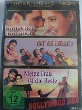 Triple Movie Bollywood Sammlung - Indischer Kavalier - Meine Frau ist die Beste