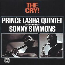 The Cry! by Prince Lasha/Sonny Simmons (CD, Oct-2001, Original Jazz Classics)
