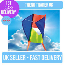 MINI SLED KITE - NEW - BROOKITE - SINGLE LINE - GREAT FUN - UK SELLER
