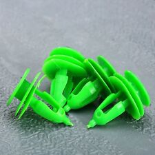 50pcs Green Door Trim Panel Retainer Rivets Fasteners for Chrysler Accessories