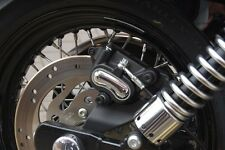 Chrome Front or Rear Caliper Insert for Harley-Davidson