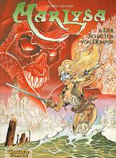MARLYSA-Bd.2-DER SCHATTEN VON DOMPUR-Carlsen Comics