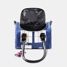 DOCTOR WHO TARDIS Police Box SATCHEL Handbag Crossbody PURSE Shoulder Bag
