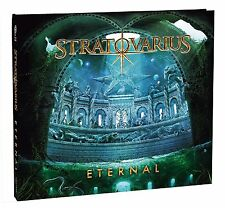 STRATOVARIUS Eternal 2015 limited edition CD + DVD digibook set NEW/SEALED