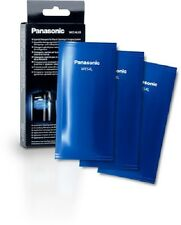 PANASONIC WES4L03 SHAVER CLEANING SACHETS X 3 - FOR MODEL ES-LV95