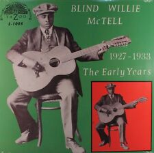 Blind Willie McTell 1927-33 THE EARLY YEARS 180g YAZOO New Sealed Vinyl LP