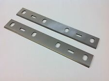 """6"""" Jointer Blades Knives for Grizzly Bench Jointer model G0612 & G0725- Set of 2"""