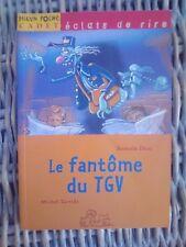 Le Fantôme du TGV de Romain Drac   Livre   d'occasion