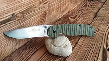 OKC Rat1, Ontario, scales, handle, Model Enco, OD Green G10 (Knife not included)