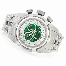 Invicta 21806 Reserve 52mm Bolt Zeus Swiss Quartz Chronograph SS Bracelet Watch