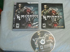 Bionic Commando (PlayStation 3, PS3) complete
