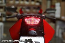 2008-2012 Kawasaki Ninja 250R SEQUENTIAL Signal LED Tail Light K-9250R-C