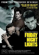 Friday Night Lights - When you come from nothing  winning isn't everything - DVD