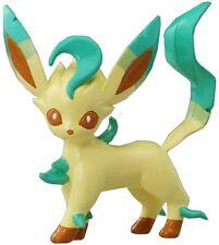 "Pokemon GO Pocket Monster Collection LEAFEON 2"" Figure Toy MC 139 M-139 Takara"