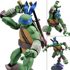 Revoltech Leonardo Teenage Mutant Ninja Turtles TMNT Re-release Kaiyodo Japan