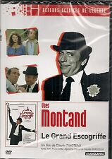 """DVD - """"Le Grand Escogriffe"""" Yves Montand  NEUF SOUS BLISTER"""