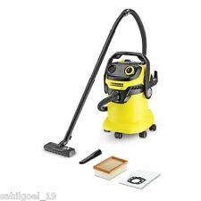 Karcher WD5 WD 5 MV5 wet and dry vacuum cleaner 1800 watt power best in class