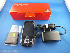 100% original Nokia n85 marrón-negro absolutamente nuevo new copper-Black swap vodafone