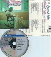 PAUL MAURIAT-LOVE IS BLUE-70/71/72/74/77/82/87-USA-MADE BY PDO-CD-MINT-