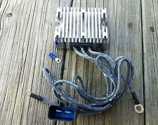 Chrome Voltage Regulator/Rectifier 32 Amp Harley Dyna Models 99-03 Softail 2000