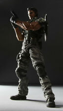 Biohazard 5 Resident Evil Play Arts Kai No.1 Chris Redfield Action Figure