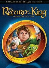 The Return of the King (DVD, 2014, Deluxe Edition) NEW
