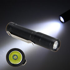 5w 300LM CREE R5 LED MINI Flashlight Tactical Torch Hunting AAA/10440