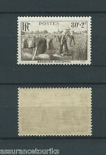 FRANCE MOISSON - 1940 YT 466 - TIMBRE NEUF** LUXE - COTE 4,50 €