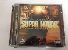 Supar Novar : Wordz from the Frontline CD (2008)