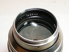Tair-11 Canon EOS bayonet 2,8/133mm #021883 Silver 20 aperture blades Full frame