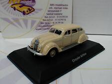 """Best of Show 87131 # Chrysler Airflow Baujahr 1934 in """" beige """" 1:87 NEU"""