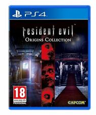 Resident Evil orígenes Collection (PS4)