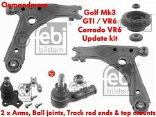 FEBI SUSPENSION UPDATE KIT CORRADO VR6 GOLF MK3 GTI & VR6 (2X ALL ITEMS LISTED)