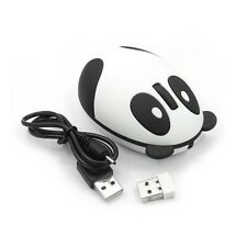 2.4GHz Wireless Optical Panda Computer Mouse for Win/Mac/Linux/Andriod/IOS OV