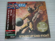 Quartz Stand Up And Fight +1 JAPAN mini lp SHM CD SEALED