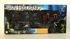Rare Van Helsing Monster Slayer Stagecoach Playset by Beverly Hills (Blockbuster