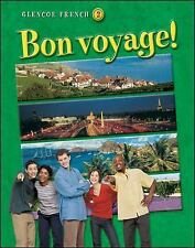 Glencoe French 2: Bon Voyage! (French Edition) by Katia Brillie Lutz, Conrad J.