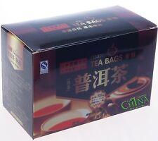 Orgainc Chinese Puer Bagged Tea    * Tea Bags / Western Tea    * Ripe Tea