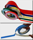 15mm x 24m BOAT VINYL STRIPES TAPE, MARINE STRIPING, COVELINE, BOOT TOPPING