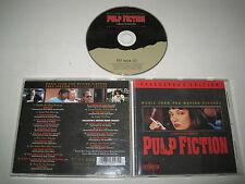 PULP FICTION/SOUNDTRACK/QUENTIN TARANTINO(MCA/113 043-2)CD ALBUM
