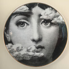 Porcelain Plate No 7 by Atelier Fornasetti