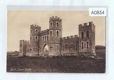 A0854law UK Bath Sham Castle vintage postcard