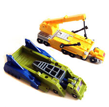 Original Transformers Generation 2 Minicon Trucks sets RARE ( circa early 90's)
