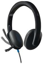 Logitech H540 USB Headset for PC Calls and Music