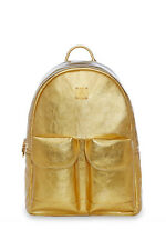 MCM  Authentic  Gold Pegasus/Phenomenon stylish trendy modern Backpack Rucksack