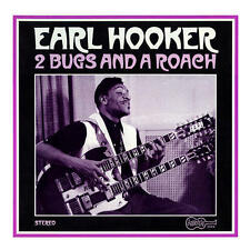 Earl Hooker - 2 Bugs And A Roach LP RE NEW ARHOOLIE / LMTD EDITION GOLD VINYL
